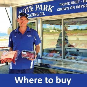 grass-fed beef sale